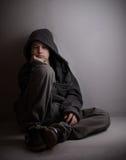 Problemy nastolatkowie fotografia royalty free