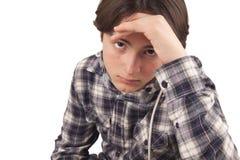 Problèmes adolescents Images stock