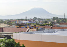 Probolinggo in Java. City named Probolinggo located in Java, a island of Indonesia Stock Photos