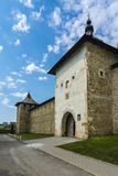 Probota Monastery,Moldavia, Romania Royalty Free Stock Photos