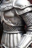 Procès d'armure Photographie stock libre de droits