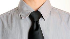 Procès d'homme d'affaires Image stock