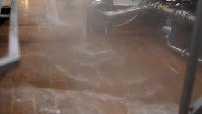 Procédé de lavage à l'usine de journal intime banque de vidéos