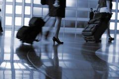 Procédant sans encombrements Image stock