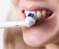 procédure pour le soin des teeths Image libre de droits
