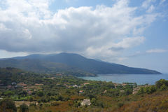 Procchio in Elba Island Lizenzfreie Stockbilder