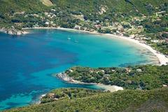 Procchio, Elba Island. Italy. Stock Images