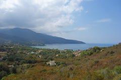 Procchio en Elba Island Imagen de archivo