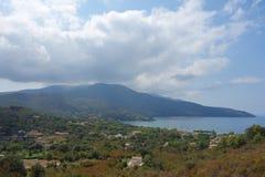 Procchio i Elba Island Royaltyfria Bilder