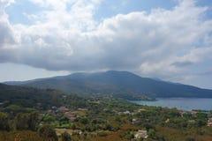 Procchio i Elba Island Royaltyfri Bild