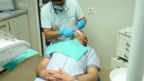 Procedimento da implantação filme