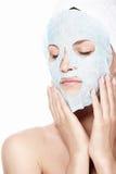 Procedimentos cosméticos Imagem de Stock