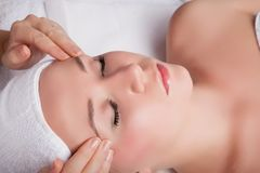 Procedimentos cosméticos Fotos de Stock