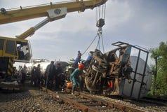 PROCEDURA DI TRATTAMENTO DI DISASTRO COMUNE DELL'ASIATICO Fotografia Stock Libera da Diritti