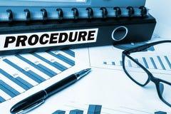 Free Procedure On Folder Stock Image - 52996681