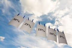 procent Fotografia Stock