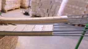 Proces produkcji paliwo brykietuje produkcja alternatywny tankuje target1626_0_ odpady zdjęcie wideo