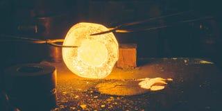 Proces skucie metal zdjęcie stock