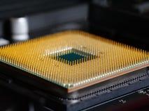 Procesador de computadora personal imagenes de archivo