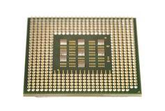 Procesador del ordenador Imagenes de archivo