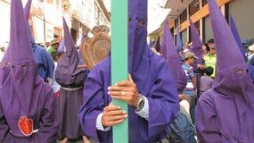 procesión Fotos de archivo libres de regalías