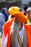 Procesión del sikh de Nagar Kirtan Imagenes de archivo