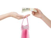 Proceso de compra Imagen de archivo
