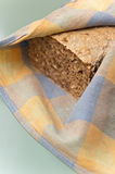 Proceso del pan hecho en casa Fotos de archivo libres de regalías