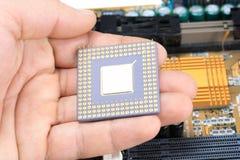 Procesor de PC Images libres de droits