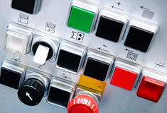 Process control Stock Photography
