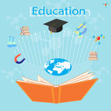 The process of education in a school or university Stock Photo