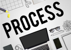 Process Strategy Tasks Business Concept Stock Photography
