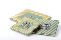 Processador central Imagens de Stock