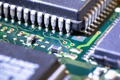 Processador central Imagem de Stock
