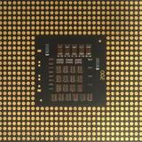 Processador central Foto de Stock