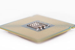Processador central Imagens de Stock Royalty Free