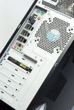 Processador central da informática  Fotografia de Stock Royalty Free