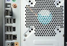 Processador central da informática  Imagens de Stock Royalty Free
