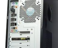 Processador central da informática  Fotos de Stock Royalty Free