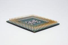 Processador central do computador Foto de Stock