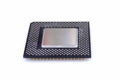 Processador central do processador do computador foto de stock royalty free