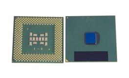 Processador central moderno Imagens de Stock