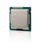 Processador central multicore do processador do computador Imagem de Stock Royalty Free