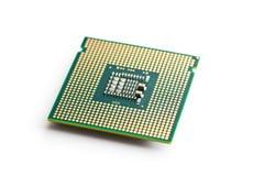 Processador do computador foto de stock royalty free