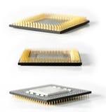 Processador do computador Fotos de Stock