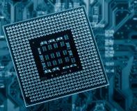 Processadores centrais Fotografia de Stock Royalty Free