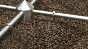 Processamento comercial do feijão de café filme