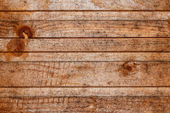 Processed old pine boards background. Stock Image