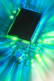 Processeur Photographie stock