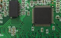 Processeur d'ordinateur Images libres de droits